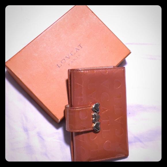 Lovcat Paris Handbags - Lovcat wallet